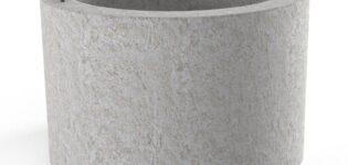 Бетонные кольца для канализации: виды, маркировка, установка