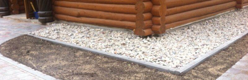 Отмостка вокруг дома — необходимые материалы для постройки