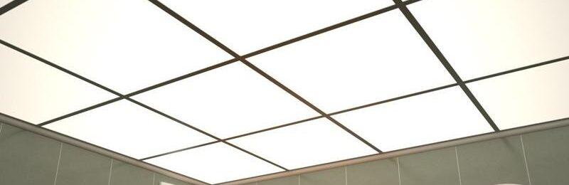 Потолки из оргстекла — реализуем дизайнерские задумки