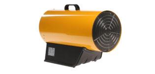 Тепловая пушка для натяжных потолков – характеристики и особенности использования