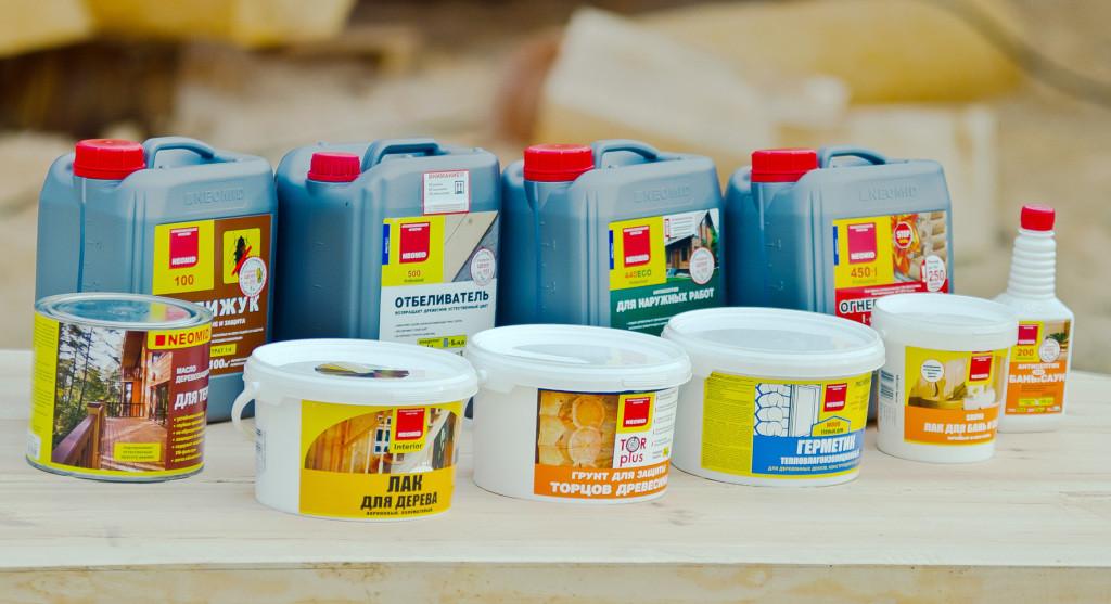 Обзор продукции профессиональных защитных материалов NEOMID