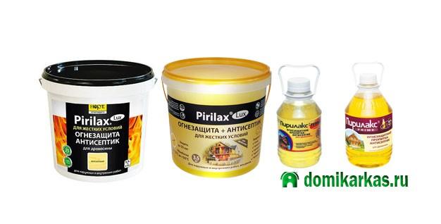 продукция компании Пирилакс - антисептики