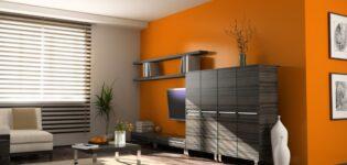 Клеим и красим стеклохолст на потолок
