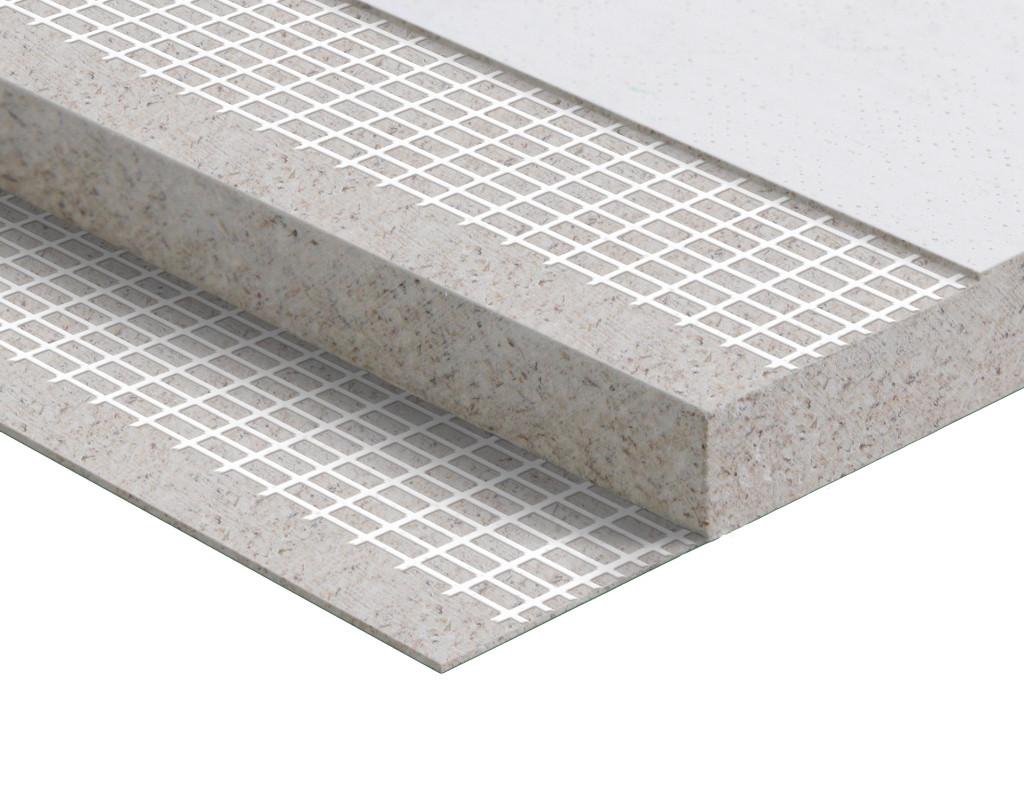 Структура (слои) стекломагниевого листа смл