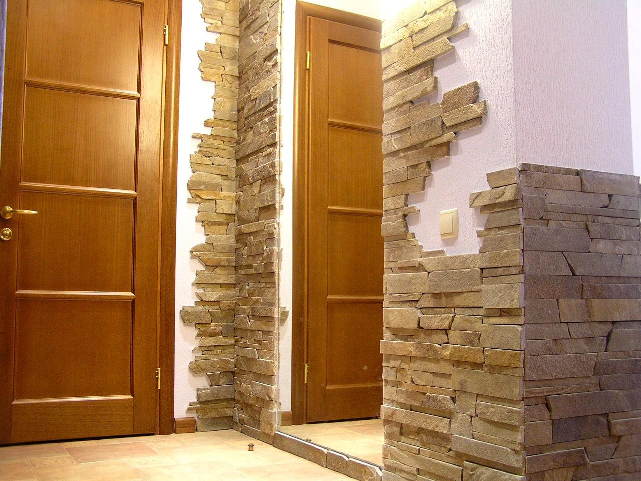Внутренняя отделка стен своими руками 92