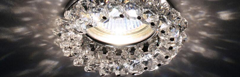 Разновидности светильников для потолков