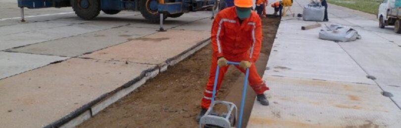 Фундамент из дорожных плит: преимущества и недостатки