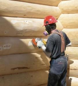 Выведение плесени с древесины