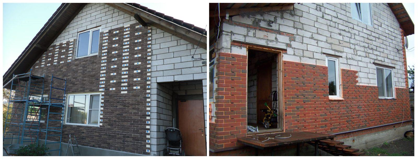 Утепление стен и фасадов снаружи
