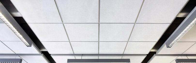 Кассетный потолок Армстронг для отделки в доме
