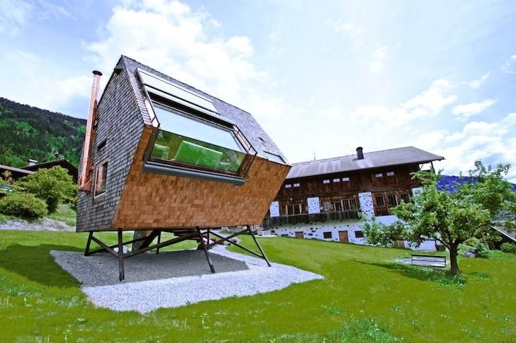 Фасад дома в стиле модерн фото 4