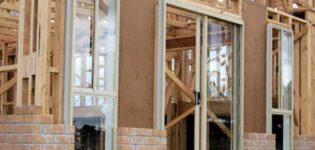 Ремонт фасада дома — этапы работ и выбор материалов