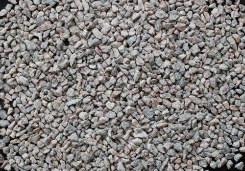 Гранитная крошка серая 2-5 мм