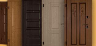 Входные двери на заказ: как они изготавливаются?