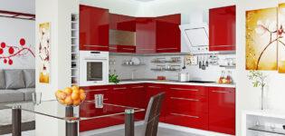 Варианты современного дизайна для кухни