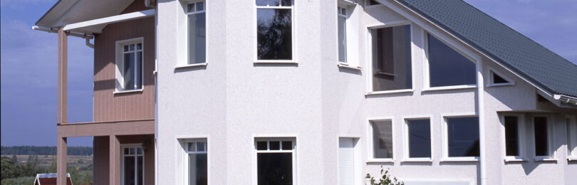 Материалы для отделки фасада дома — виды и требования к ним