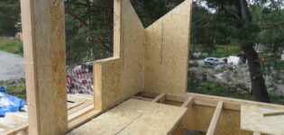 СИП панели и двойной брус: проекты быстровозводимых домов