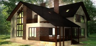 Как сделать фасад дома привлекательным: выбираем материалы