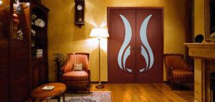 Как установить деревянную дверь