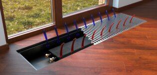 Основные особенности напольных конвекторов