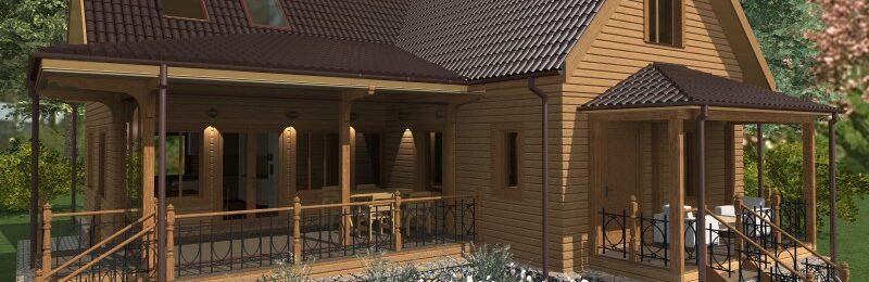 Основные виды ремонта загородных домов