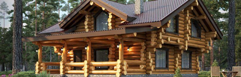 Материалы для современного строительства загородных домов