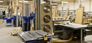 Мебельное производство недалеко от города Кубинка