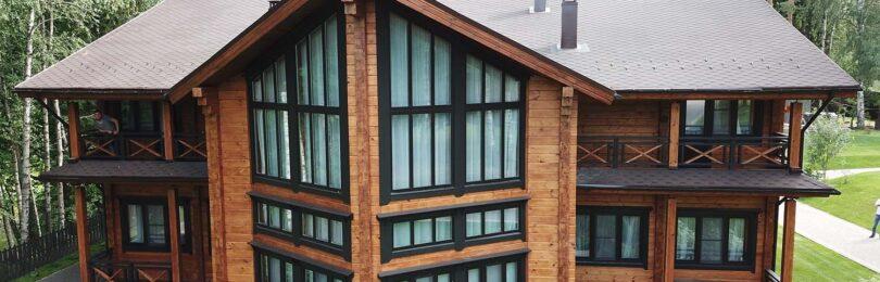Финские дома из бруса — современные деревянные дома
