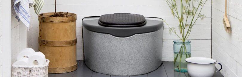 Биотуалеты — удобные и необходимые приборы на даче