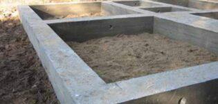 Выбор фундамента под каркасный дом — типовой сравнительный анализ