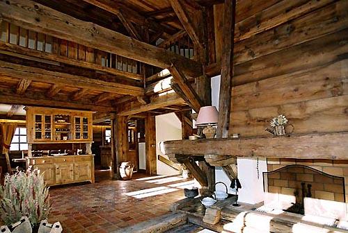 Дизайн альпийских домов