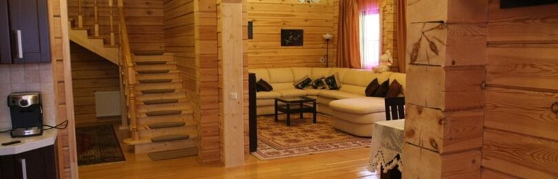 Выбор бруса для стен будущего дома: профилированный, клееный