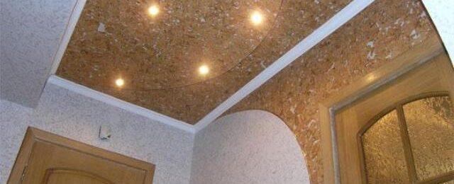 Выгодны ли пробковые потолки перед другими материалами в расчете на м2?