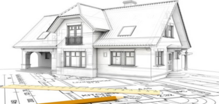 С чего начать самостоятельное строительство дома из бруса?