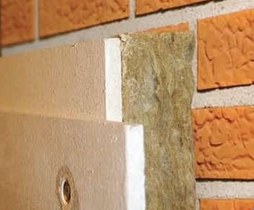 Звукоизоляционная панельная система ЗИПС-Модуль для стен