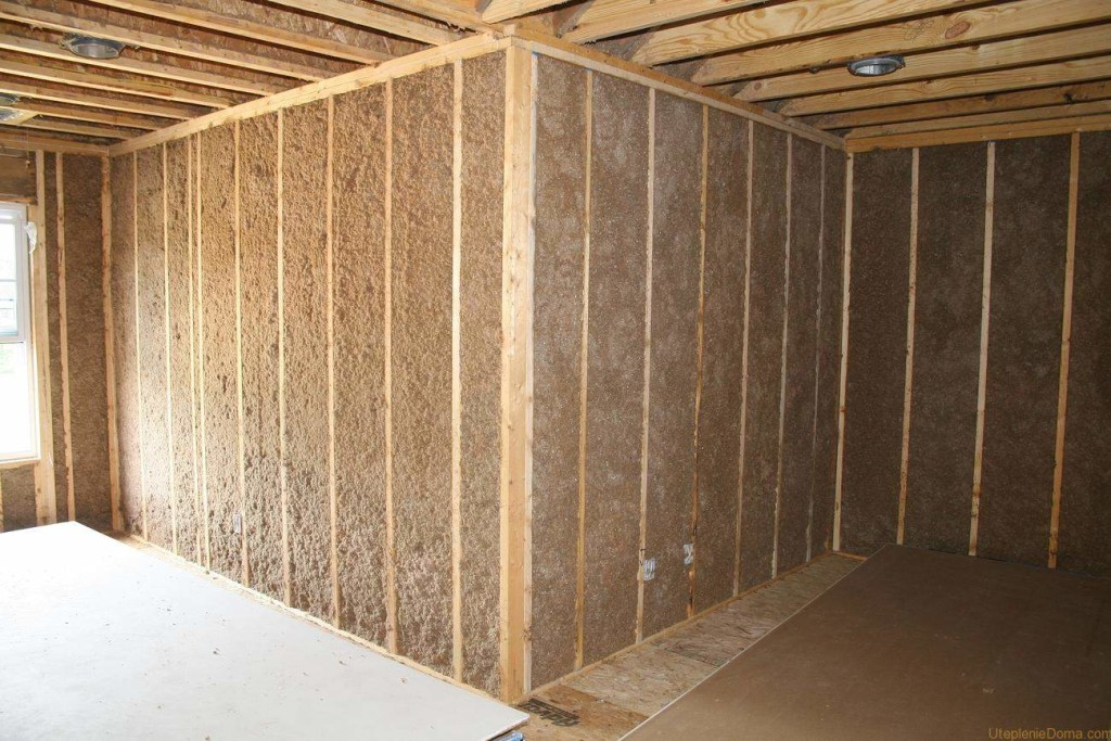 Шумоизоляция для межкомнатных стен