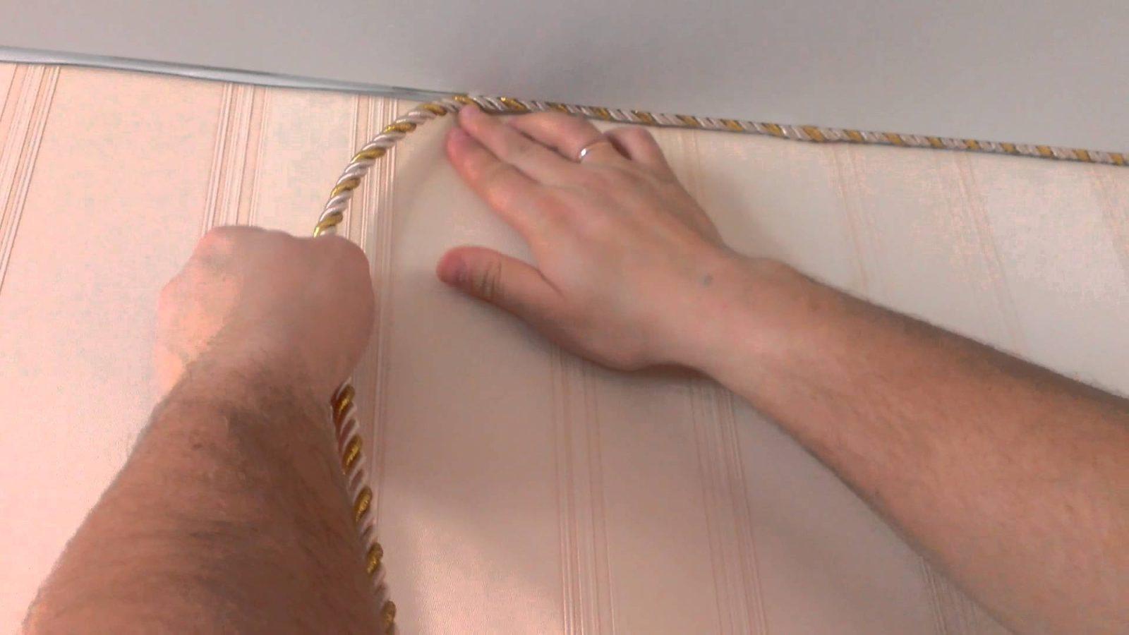 взять отделка швов при натяжном потолке в картинках уход вязаными