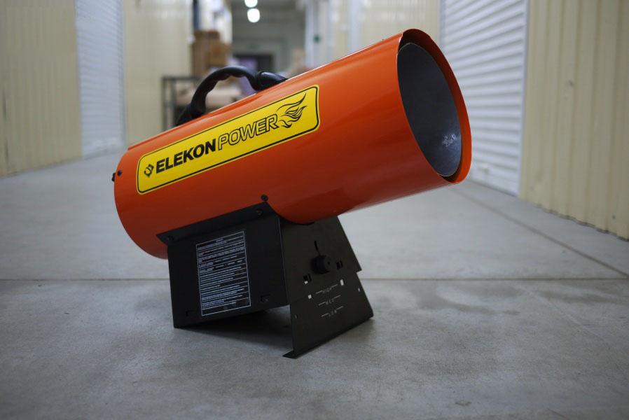 тепловая пушка для монтажа натяжного потолка