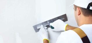 Способы выравнивания стен (потолков) дома