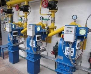 Автоматизированная система газоснабжения