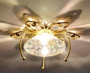 Декоративный светильник для потолка