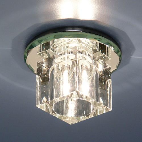 Прямоугольный точечный светильник для потолка