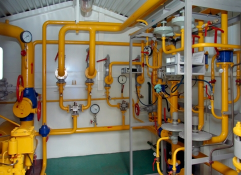 Система газоснабжения