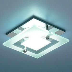 Встраиваемые светильники для потолка