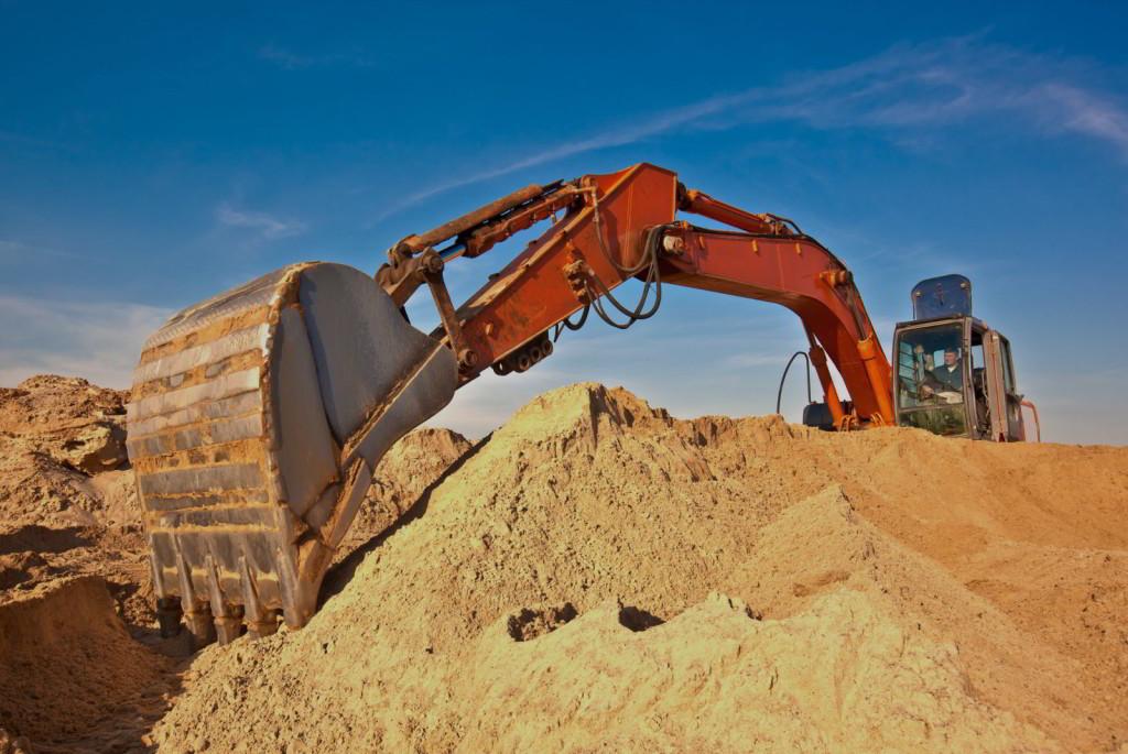 важно правильно выбрать песок для фундамента