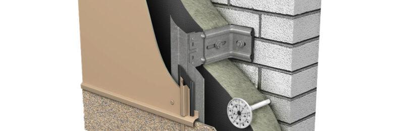 Вентилируемая навесная фасадная система Краспан