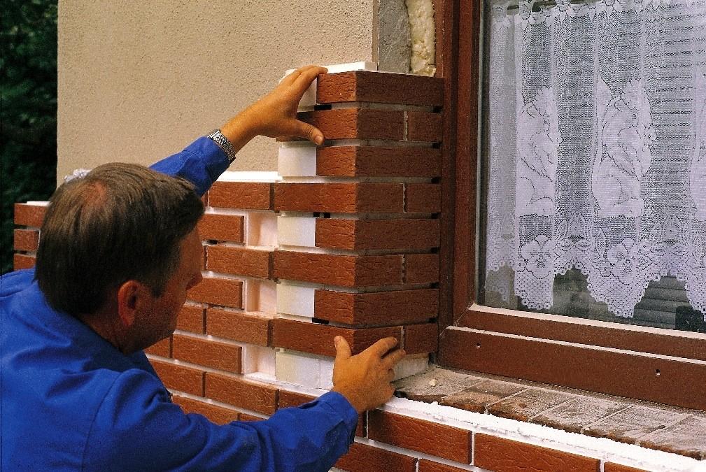 Панели для утепления фасадов из пенопласта