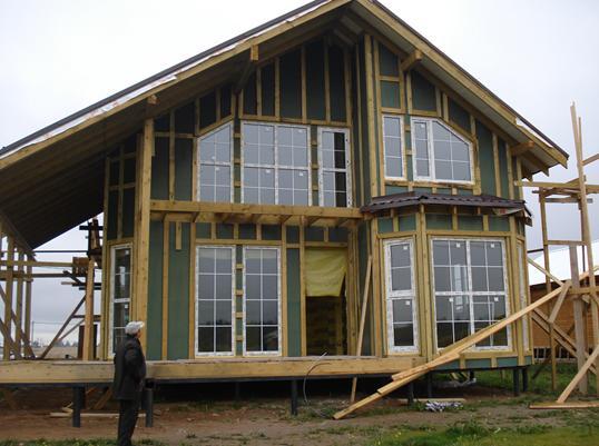 Подготовительный этап к ремонту фасада дома