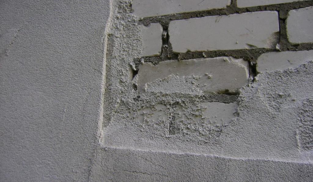штукатурка наружних стен