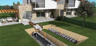 Системы канализации загородного дома